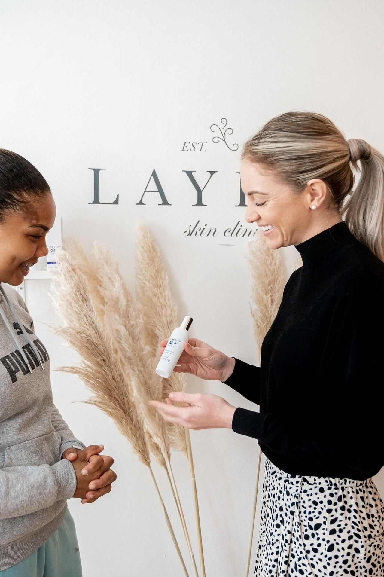 Layers The Skin Expert | Qualified Somatologist | Cape Town